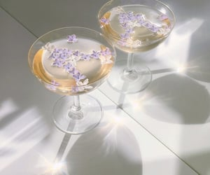 beverage, chic, and drink image