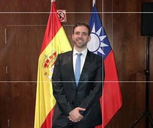 diplomat, bespoke, and flags image