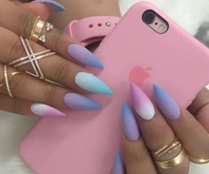 design, my favorite, and french nails image