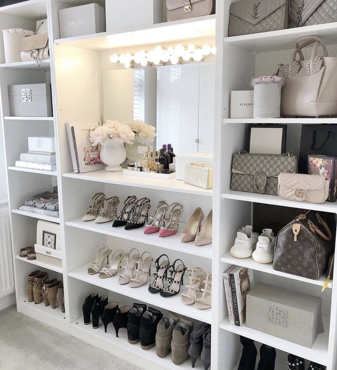 fashion, shoes, and bags image