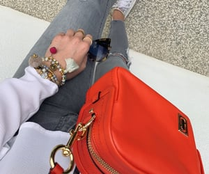 arm candy, converse, and bracelets image