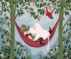 moomintroll, tove jansson, and friendship image