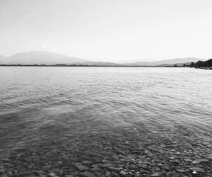 aesthetics, gray, and lake image