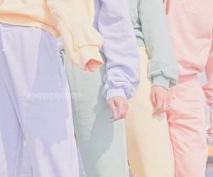 article, outfit, and pastel image