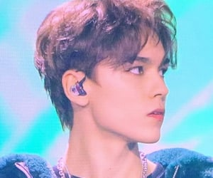 kpop, preview, and vernon image