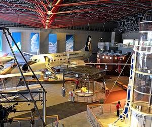 Aomori, science museum, and japan image