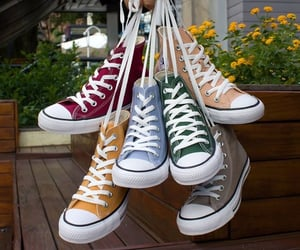 converse, style, and all star image