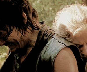 gif, amc, and the walking dead image