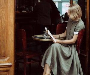 girl, photography, and قراءة image