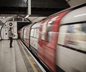 gif, photo, and subway image