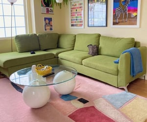 colorful, furniture, and cute image
