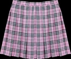 90s, grunge, and skirt image