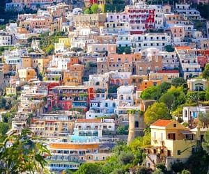 architecture, Island, and italy image