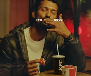 campaign, KFC, and kentucky fried chicken image