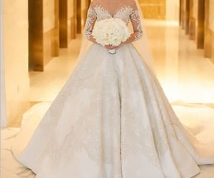 bride, style, and vogue image