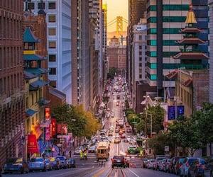 city, sad city, and city aesthetic image