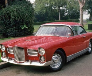 60s, automobiles, and cars image