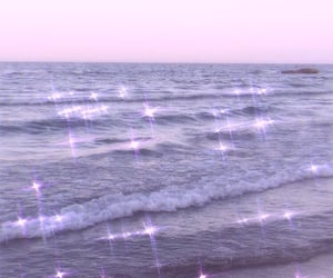 aesthetic, bling, and mermaid image