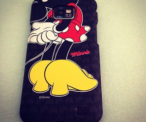 case, cellphone, and red image