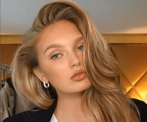 fashion and romee strijd image