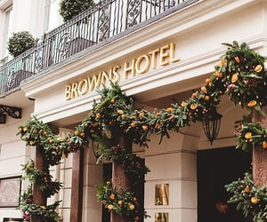 browns hotel, luxury, and travel image