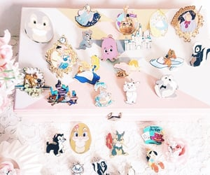 collections, disney, and pins image