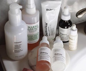 beauty, skincare, and products image