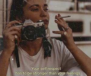 feelings, respect, and women image