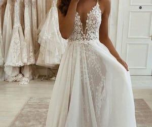 beautiful, bridal, and chic image