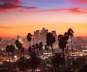 california, la, and luxury image