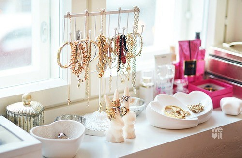 girly, jewelry, and accessories image