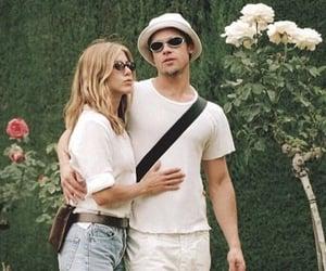 brad pitt and Jennifer Aniston image