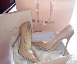 fashion, high heels, and high heel image