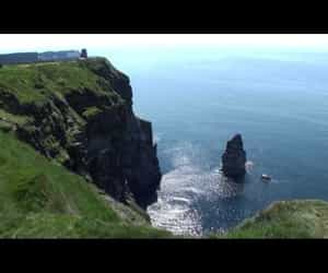 backpacking, cliffs of moher, and best places image