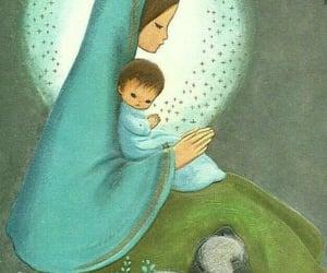 Catholic, jesus, and marian image