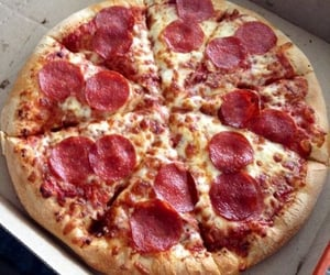 fast food, food, and piazza image