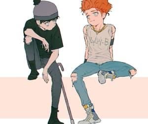boy love, boys, and stan x kyle image