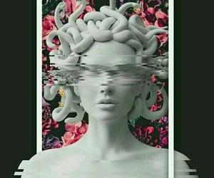 wallpaper, medusa, and background image