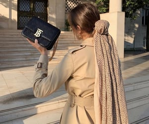 bag, beige, and Burberry image