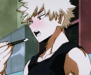 anime, bnha, and bakugo image