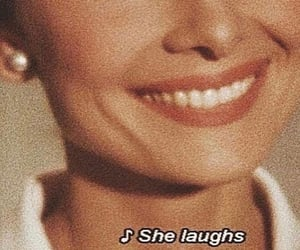 aesthetic, audrey hepburn, and happy image
