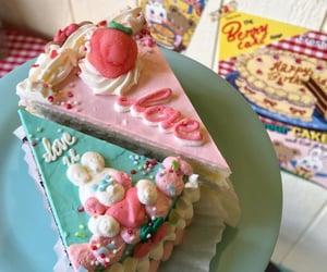 cake, cute food, and food image