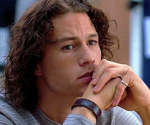 gif, 10 things i hate about you, and heath ledger image