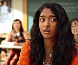 Devi, school, and series image