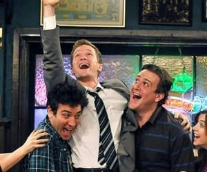 barney, Barney Stinson, and how i met your mother image