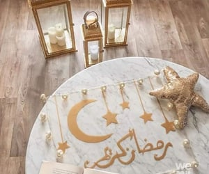 Ramadan, رَمَضَان, and islam image
