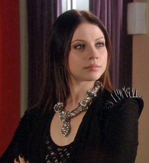 gossip girl, georgina sparks, and michelle trachtenberg image