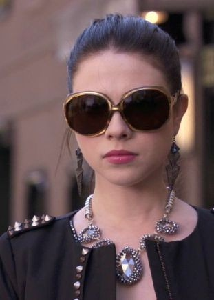 gossip girl, michelle trachtenberg, and georgina sparks image