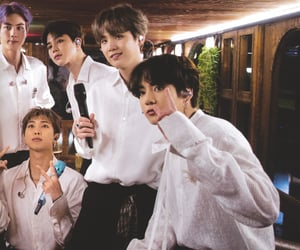 scan, bts, and seokjin image