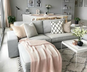blanket, decor, and decoration image